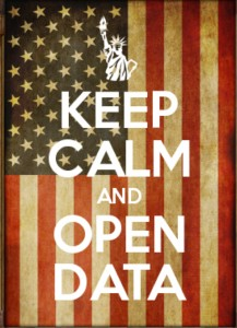 Keep calm and open data