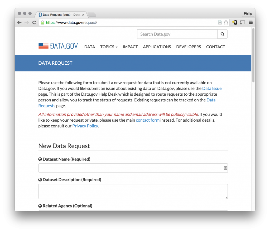 datagov-data-request-form