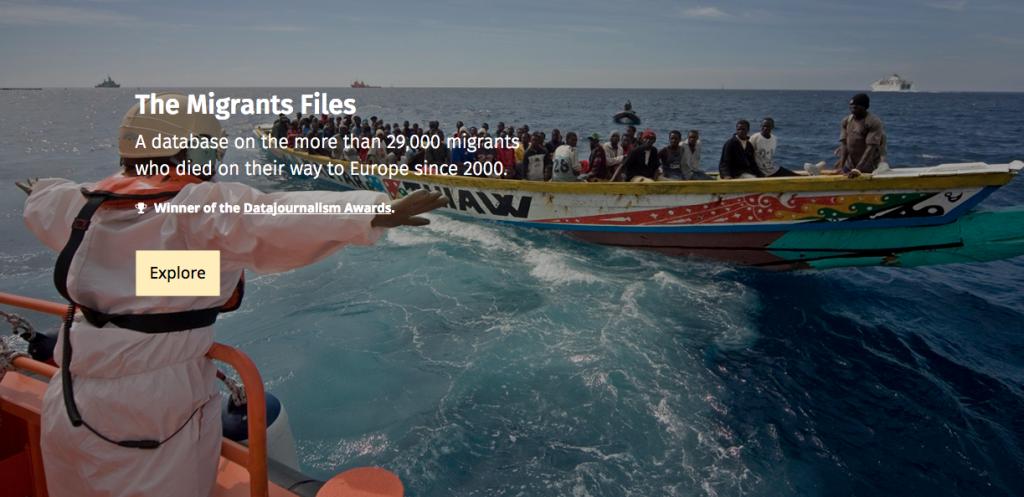 The Migrant Files