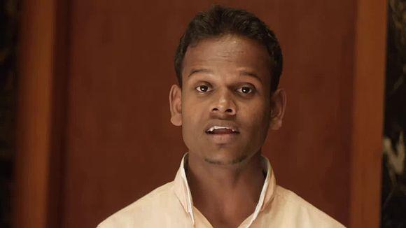 File:Darshan Kandolkar talks about Konkani Wikipedia.webm